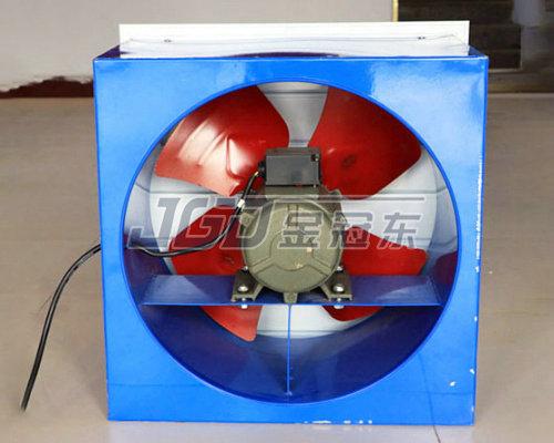 方形壁式轴流雷竞技官网手机版生产